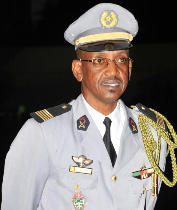 Général Mamadou Sow, Chef d'Etat Major général des armées du Sénégal