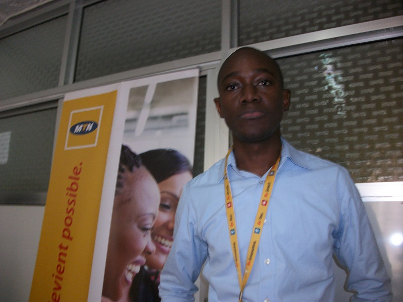 Hermann Dano, Chief marketing officer de MTN Guinée