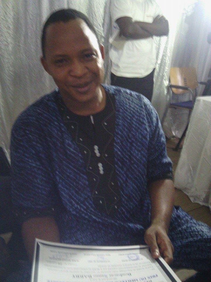 Boubacar Sanso Barry