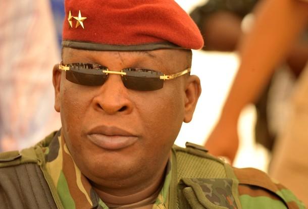 Guinean Brigadier General and President