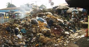 Des ordures à Conakry