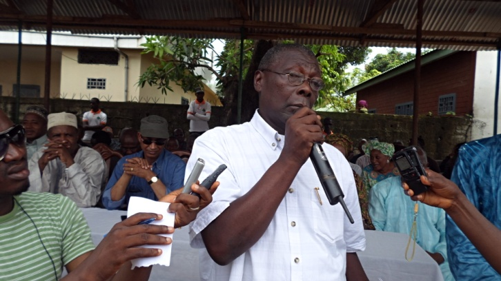 Dr Ousmane Bangoura Won yette f
