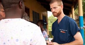 Kent Brantly, le médecin américain contaminé par le virus Ebola au Liberia