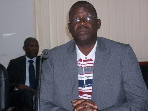 Ansoumane Condé, Ministre délégué au Budget