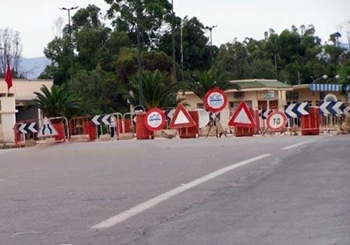 Frontieres Guinee Senegal