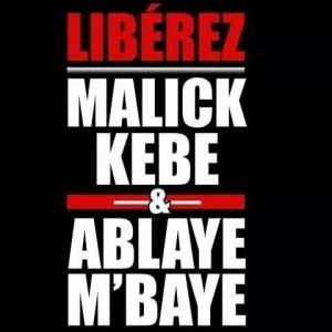 Liberez Malick Kebe et Ablaye Mbaye
