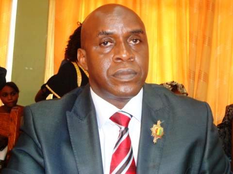 Dr. Fodé Oussou Fofana, Président du Groupe parlementaire des Libéraux Démocrates