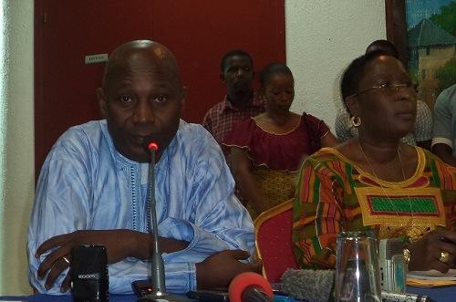 Abdourahamane Sanoh (à gauche)
