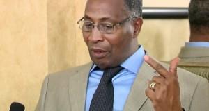 BAH Oury, 1er Vice-président de L'Union des forces démocratiques de Guinée (UFDG)
