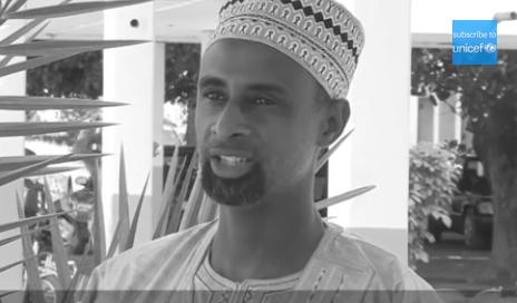 Capture d'écran. Dr Mohamed Lamine Diallo