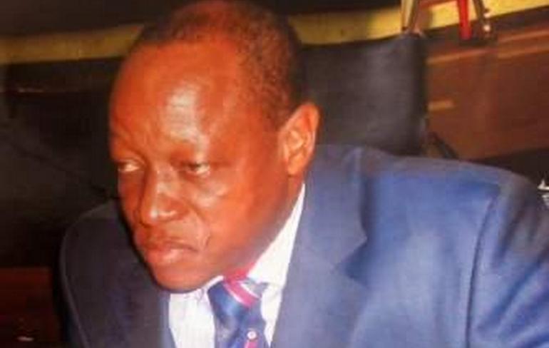 Mohamed  Lamine Yayo ministere des finances