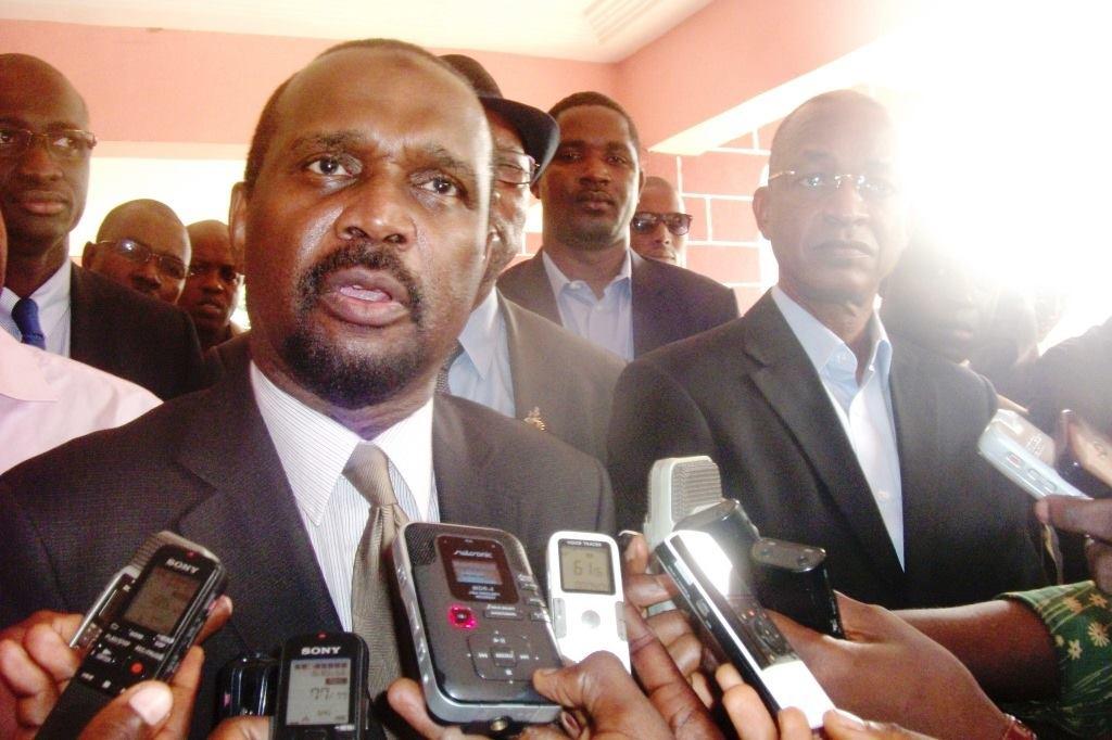Opposition Guinee 17 12 2014