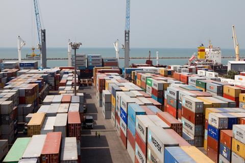 Port de conakry guinee