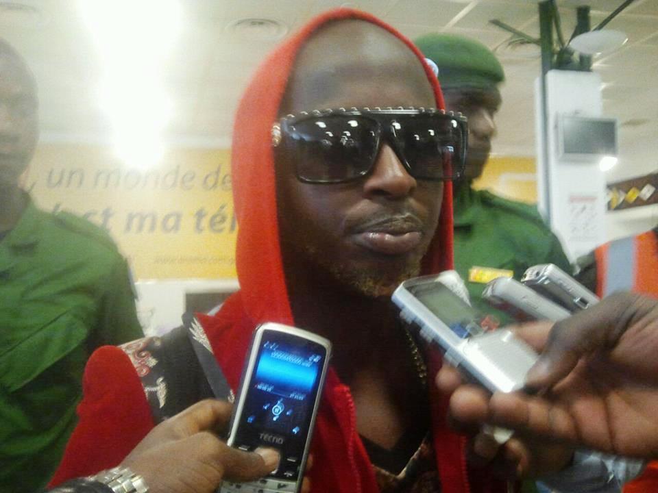 Safa Diallo reggaeman