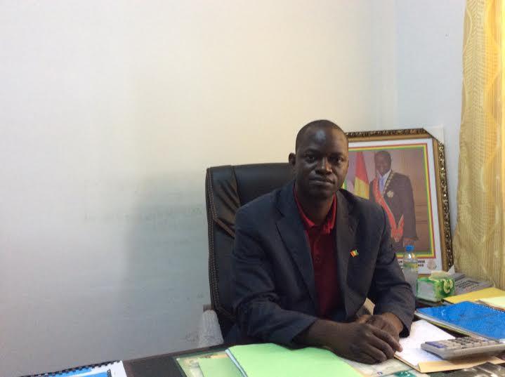 A. Sidiki Touré, Crédit photo: Mediaguinee.net