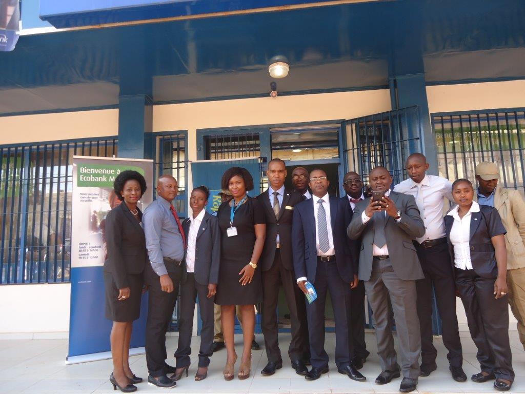 ecobank team mamou