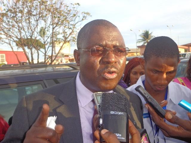 Dr Faya Millimono président du Bloc Libéral (BL)