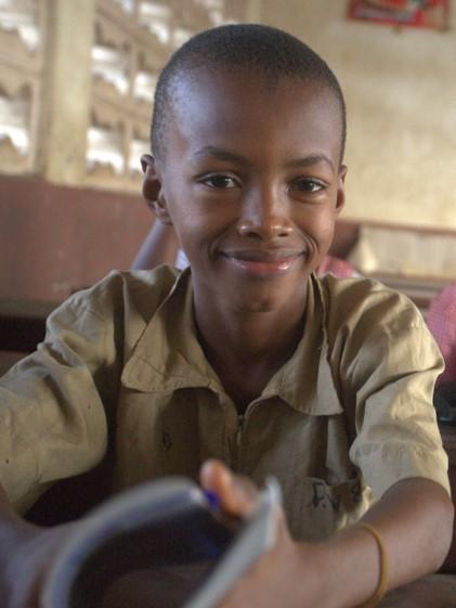 Ecole primaire Coleah_Matam-Conakry_Larose