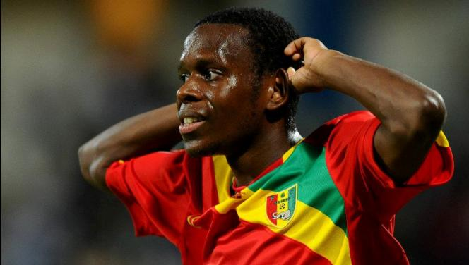 Ibrahima Traore Syli national