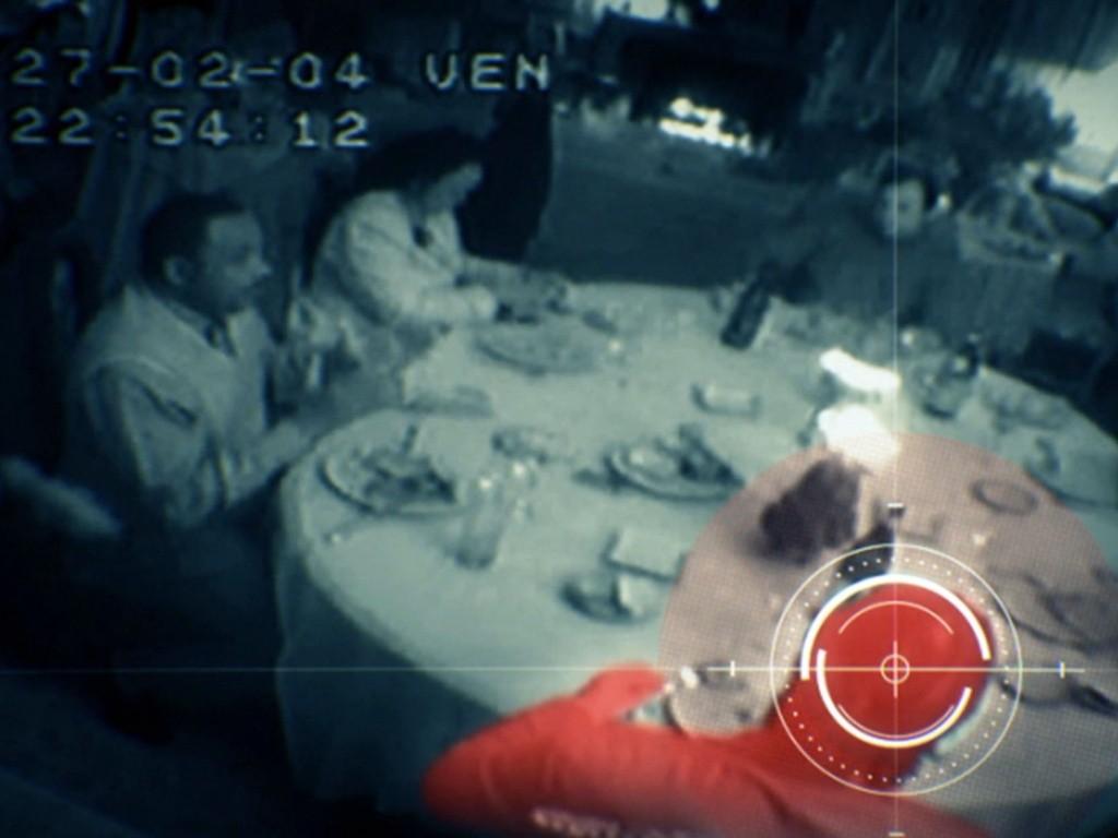 Baidy, Capi et les espions dans un resto à Paris