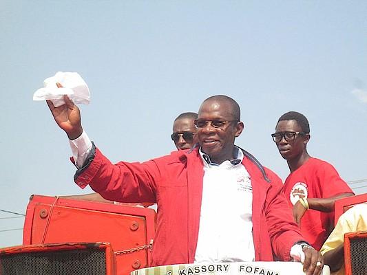Kassory Fofana