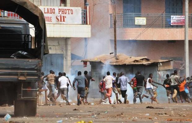 Manifestations-Conakry