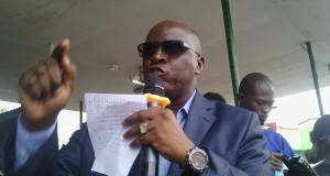 Honorable Fodé Oussou Fofana