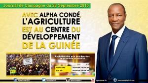Journal de la Campagne du 28 Septembre - Agriculture
