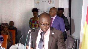 Mohamed L. Doumbouya, ministre du Budget
