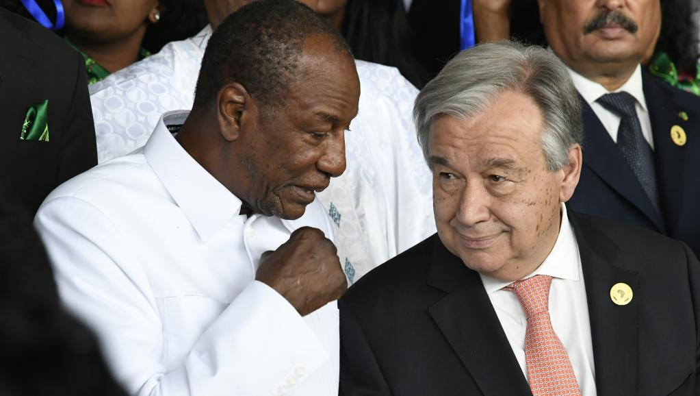 """UN chief concerned about coups d'état: """"We are witnessing a surge in forcible takeovers"""""""