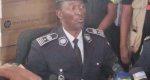 Aboubacar Fabou Camara, Directeur central de la police judiciaire