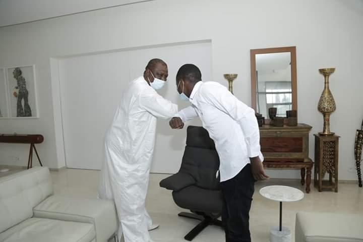 Côte d'Ivoire / Pluies diluviennes: Hamed Bakayoko félicite le héros qui a sauvé des personnes en danger de mort