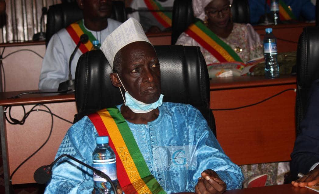 "Baadiko Bah on General Sékouba Konaté: ""He is not in the best position to give advice"" to the junta"