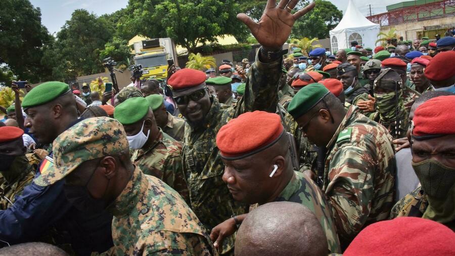 Coup d'etat in Guinea: How to reverse it ...