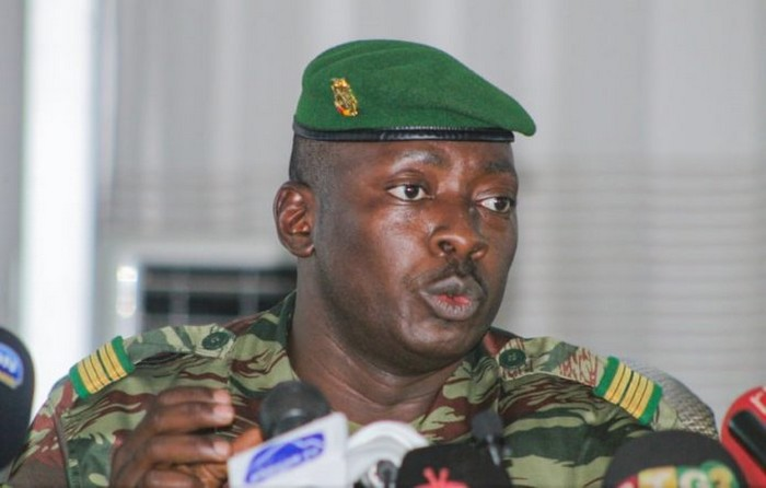 At 37, Colonel Amara Camara becomes Minister Secretary General of the Presidency of the Republic